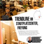 Trendline im Stadtplatzcenter, Freyung