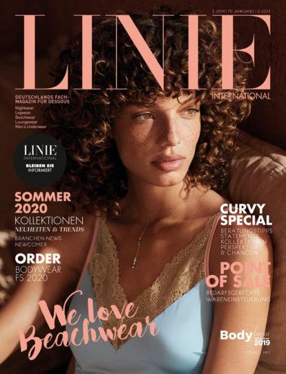 Linie International 03/2019 S.1