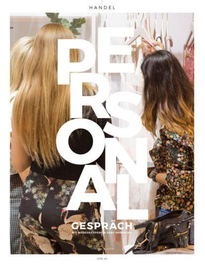Linie International 03/2020: Personalgespräch